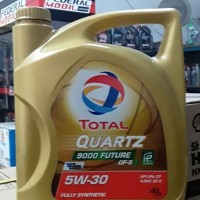 Total quartz future 9000 5.30w 4liter