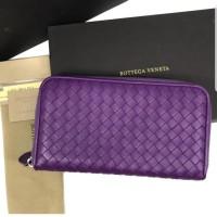 Dompet Bottega Veneta Purple Att