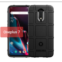 Case Oneplus 7 One Plus 7 Rugged Shield Armor Full Protection