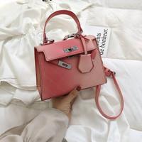 Tas Wanita Korea Slempang - Tas Import Impor Batam Handbag 88997