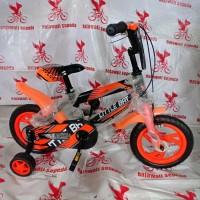 TERMURAH sepeda anak 12 bmx little bat 8011 ban eva
