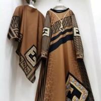 Tunik Wanita Bahan Scuba Premium Murah Original -
