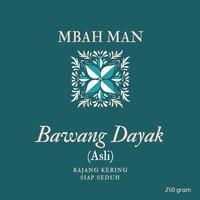 BAWANG DAYAK ASLI MBAH MAN (1000gram)