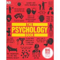 JUAL RUGI! Buku The Psychology Book Big Ideas Simply Explained (Fisik)