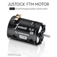 Hobbywing Xerun justock 3650 sensored 10.5T motor