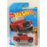 MATTEL, Hot Wheels Hotwheels Land Rover Series III Pickup