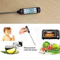 Thermometer makanan Digital Food Pengukur Suhu Meat Daging SUSU AIR
