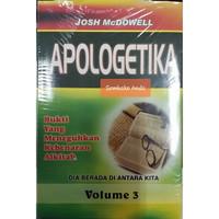 Apologetika Volume 3. Josh McDowell. Dia Berada Di Antara Kita.