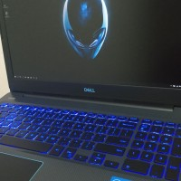 Laptop Gaming Dell inspiron G3 15-3579 i7-8750H/1050Ti/8GB/2TB+Optane