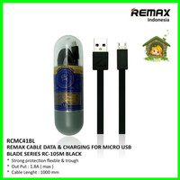 REMAX Blade Micro USB Cable - Kabel Data