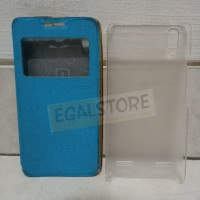 (Second) Flip dan Hard Case Lenovo A6000
