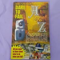 buku Dare to Fail A to Z