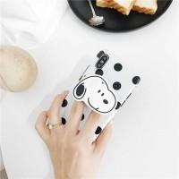 Paroparoshop SNOPPY CASE Iphone
