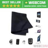 Kain Microfiber Pembersih Lensa Kacamata, Monitor, LCD, Handphone dll