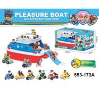 Paw Patrol Pleasure Boat - 553173A
