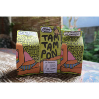 Tampon einhorn Tamtampon Piccolo (isi 16 pcs)/einhorn Tampons Piccolo