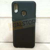 (SALE!) Fukuro Soft Case Realme 3 warna hitam