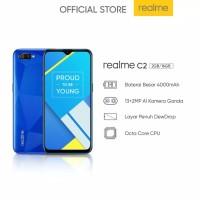 Realme C2 RAM 2GB / ROM 16GB GARANSI REALME INDONESIA 1 TAHUN