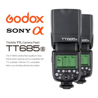 Godox TT685S Sony TTL HSS Flash Speedlite TT685 TT 685 Sony TT-685 S