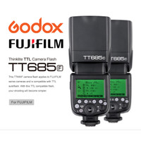 Godox TT685F Fuji TTL HSS Flash Speedlite TT685 TT 685 Fuji TT-685 F