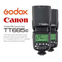 Godox TT685C Canon TTL HSS Flash Speedlite TT685 TT 685 Canon TT-685 C