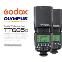 Godox TT685O Olympus TTL HSS Flash Speedlite TT685 TT 685 Oly TT-685