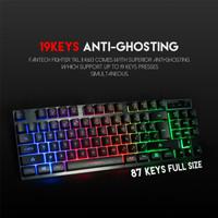 Fantech K613 Fighter TKL II Gaming Keyboard