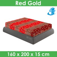 Rivest Sarung Kasur 160 x 200 x 15 - Red Gold