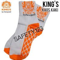 Kings Honeywell Kaos Kaki Kaus Kaki Socks Sock Original King's King