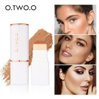 o.two.o original concealer foundation bb stick full cover with sponge
