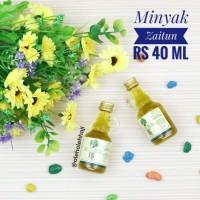 MInyak Zaitun RS Extra Virgin 40ML Minyak Zaitun Olive Oil