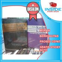 Paket Kotler Manajemen Pemasaran Jilid 1 dan 2 Edisi 13