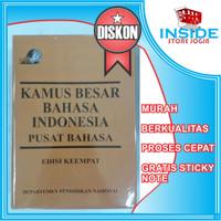 Kamus Besar Bahasa Indonesia Edisi Keempat