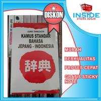 Kamus Standar Bahasa Jepang Indonesia Goro Taniguchi