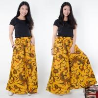 Celana Kulot Denisa Longpant Jumbo Batik Wanita