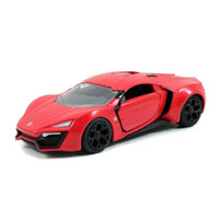 Promo Jada Fast & Furious 1/32 - Lykan HyperSport Red FF 7