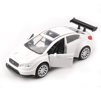 Promo Jada Fast & Furious 1/32 Mr.Little NoBody's Subaru WRX STI White