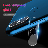 Tempered Glass Camera Lens Protector - Xiaomi Mi 8 Lite