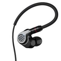 BGVP DMS 6BA+1DD Hybrid Driver HiFi In Ear Monitor Earphone with MMCX