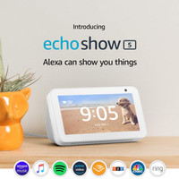 "Echo Show 5 – 5.5"" Compact smart display with Alexa - Sandstone"