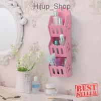 Harga promo colorful mh503 storage decorative rack shabby chic rak hp | antitipu.com