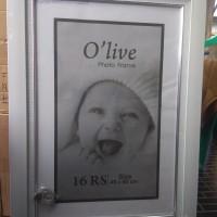 frame 40x60(populer untuk prewed)