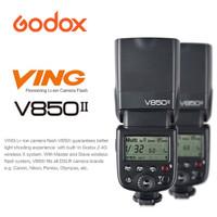 Godox Ving V850II V850 Versi 2 Manual Flash Speedlite HSS DIgital V850