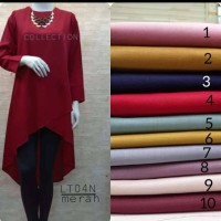 baju blouse wanita - Tunik Toyobo AIR F76 - grabdress