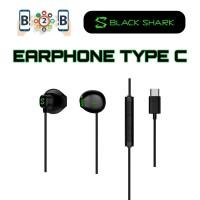 BLACK SHARK EARPHONE - Head Set Type C - Hands Free Xiaomi