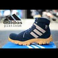 Sepatu Boots Adidas Safety Platinum Running Man Import Vietnam