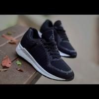 Sepatu Sneakers Adidas Neo Running Man Import Vietnam