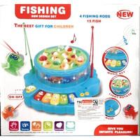 B12C MAINAN GAME PANCING EDUKASI ANAK FISHING GAME 2822