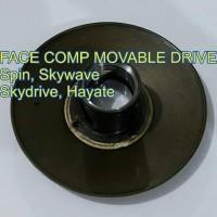 FACE COMP MOVABLE DRIVEN SUZUKI SKYWAVE SPIN HAYATE SKYDRIVE ORI SGP