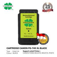 TINTA / CATRIDGE CANON PG 745 XL BLACK